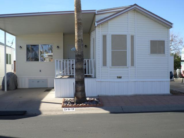 3710 S Goldfield Road, Apache Junction, AZ 85119 (MLS #5868217) :: The Daniel Montez Real Estate Group