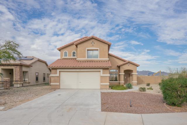 25724 W Elizabeth Avenue, Buckeye, AZ 85326 (MLS #5868312) :: neXGen Real Estate