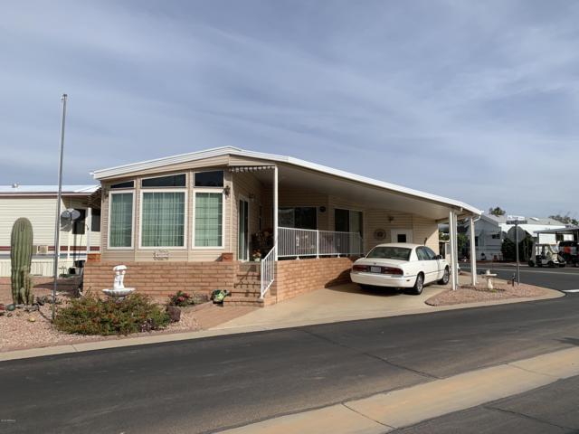 7750 E Broadway Road, Mesa, AZ 85208 (MLS #5868520) :: The Jesse Herfel Real Estate Group