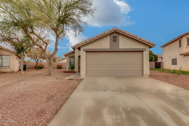 3529 N 106TH Avenue, Avondale, AZ 85392 (MLS #5868525) :: Brett Tanner Home Selling Team