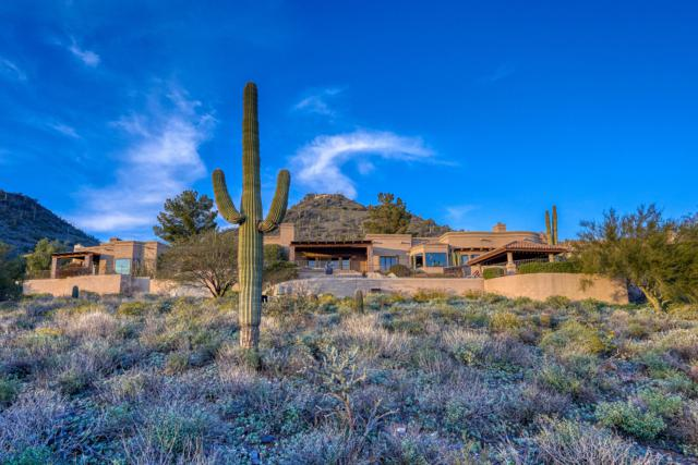 6443 E El Sendero Road, Carefree, AZ 85377 (MLS #5868574) :: RE/MAX Excalibur