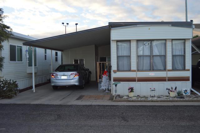 209 E Palo Verde Lane, Florence, AZ 85132 (MLS #5868582) :: The Daniel Montez Real Estate Group