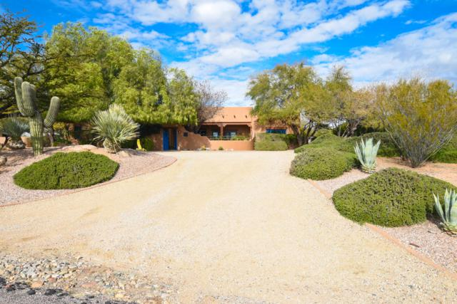 2070 Middle Mesa Road, Wickenburg, AZ 85390 (MLS #5868612) :: The Bill and Cindy Flowers Team
