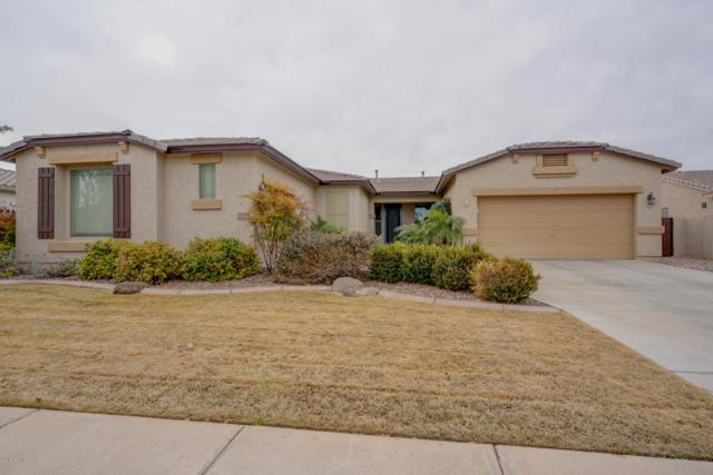 3197 E Blue Ridge Place, Chandler, AZ 85249 (MLS #5868642) :: The Daniel Montez Real Estate Group