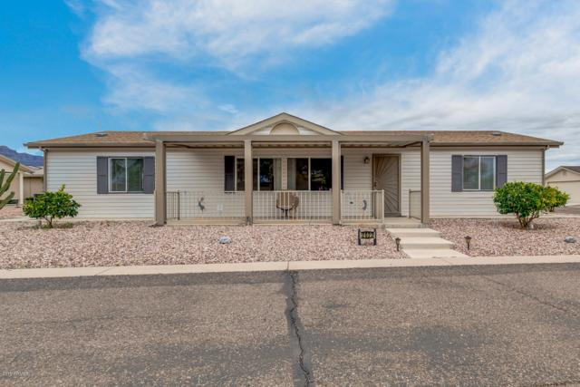 3301 S Goldfield Road #2022, Apache Junction, AZ 85119 (MLS #5868775) :: Lucido Agency