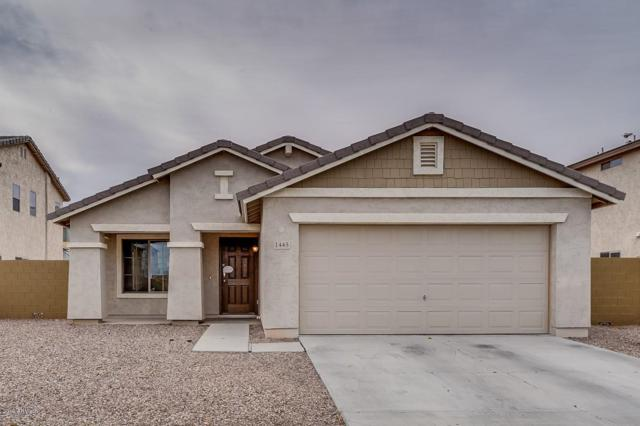 1445 E Sunset Drive, Casa Grande, AZ 85122 (MLS #5868824) :: Kortright Group - West USA Realty