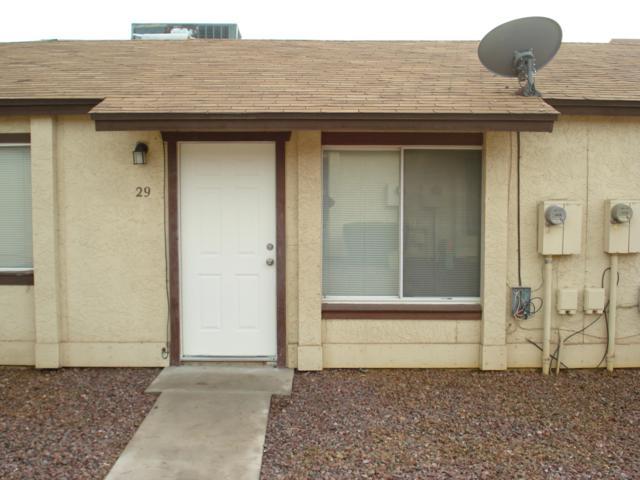 1616 N 63RD Avenue #29, Phoenix, AZ 85035 (MLS #5868875) :: neXGen Real Estate