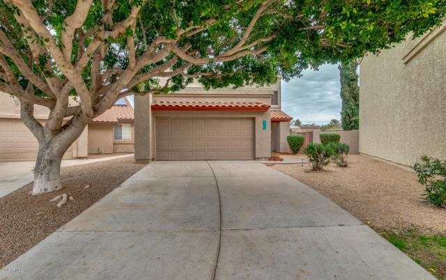 1229 N Alma School Road #18, Mesa, AZ 85201 (MLS #5868928) :: The Jesse Herfel Real Estate Group