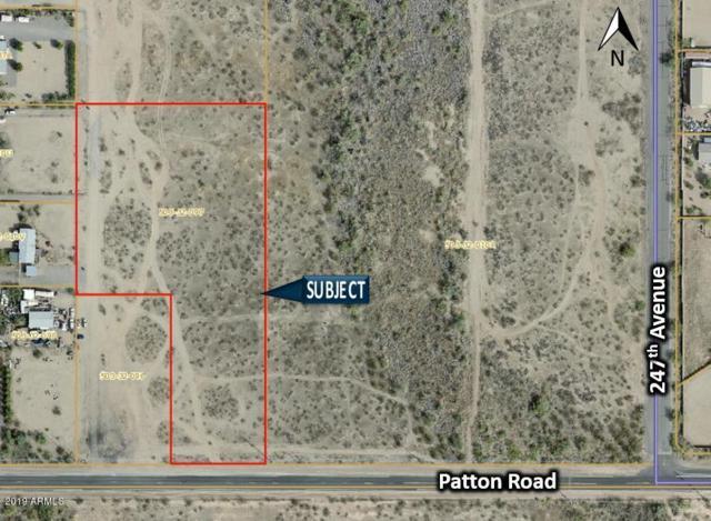 24804 W Patton Road, Wittmann, AZ 85361 (MLS #5868951) :: Conway Real Estate