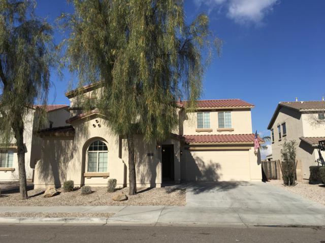 17836 W Lincoln Street, Goodyear, AZ 85338 (MLS #5868972) :: Conway Real Estate