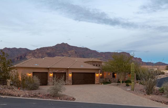 4361 S Slow Pony Circle, Gold Canyon, AZ 85118 (MLS #5868986) :: Revelation Real Estate