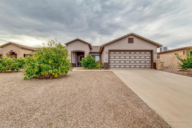 8647 W Magnum Drive, Arizona City, AZ 85123 (MLS #5869017) :: The Pete Dijkstra Team