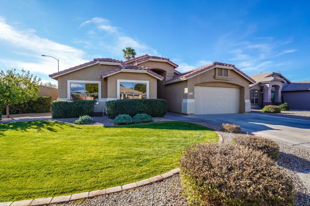 9713 E Onza Avenue, Mesa, AZ 85212 (MLS #5869041) :: The Jesse Herfel Real Estate Group