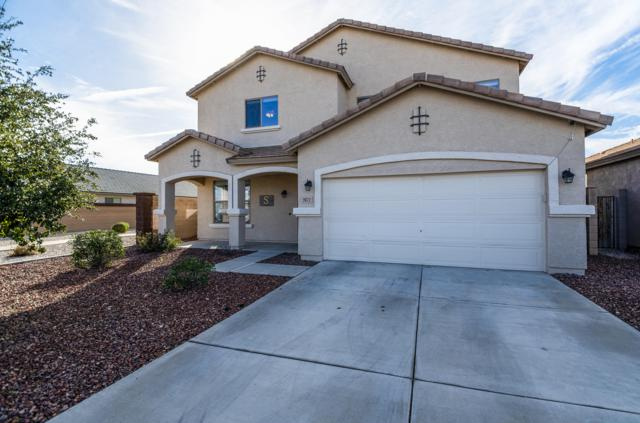 2071 W Agrarian Hills Drive, Queen Creek, AZ 85142 (MLS #5869067) :: RE/MAX Excalibur