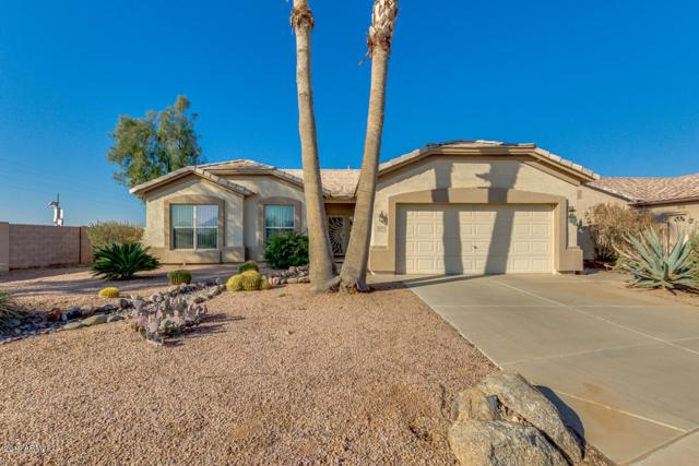 6990 S Senate Street, Chandler, AZ 85249 (MLS #5869073) :: The Jesse Herfel Real Estate Group