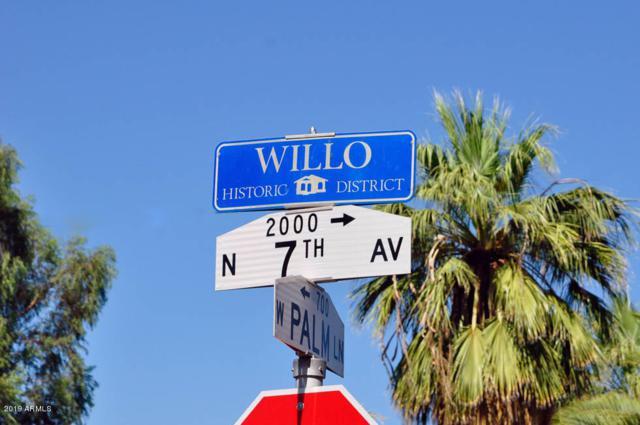 542 W Cambridge Avenue, Phoenix, AZ 85003 (MLS #5869079) :: The Jesse Herfel Real Estate Group