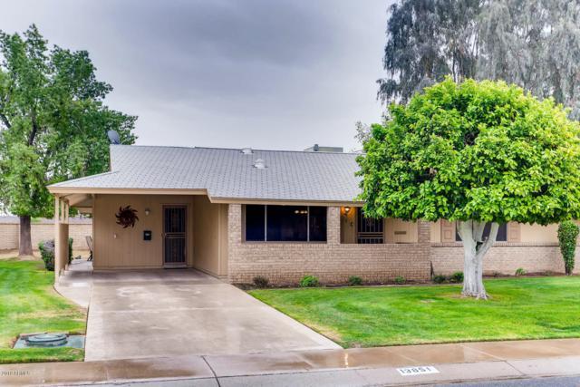 13851 N Tumblebrook Way, Sun City, AZ 85351 (MLS #5869086) :: The Jesse Herfel Real Estate Group