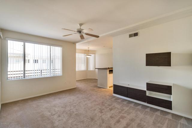 4343 N 21ST Street #214, Phoenix, AZ 85016 (MLS #5869093) :: The Daniel Montez Real Estate Group