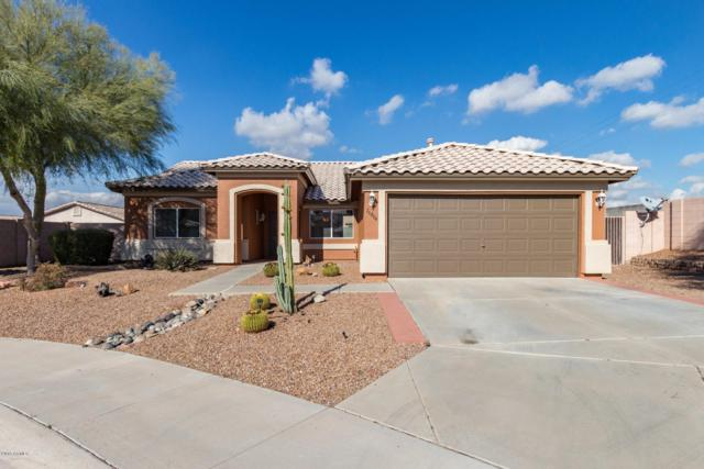 16004 W Grant Street, Goodyear, AZ 85338 (MLS #5869109) :: neXGen Real Estate