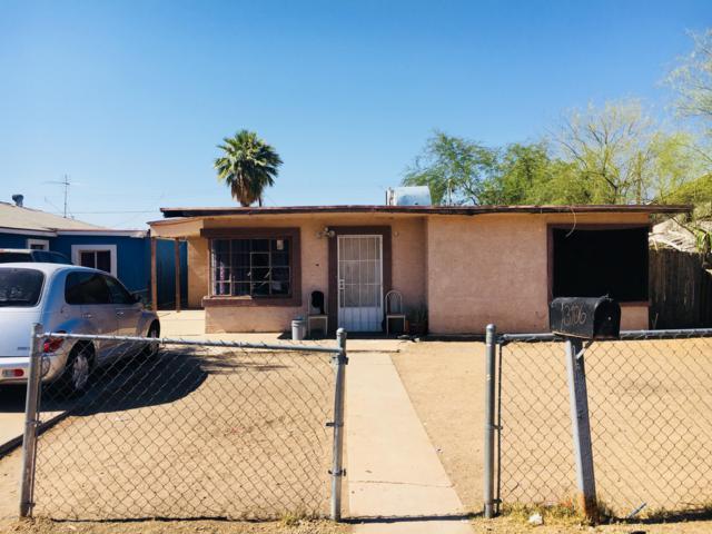 3106 W Melvin Street, Phoenix, AZ 85009 (MLS #5869112) :: The Jesse Herfel Real Estate Group