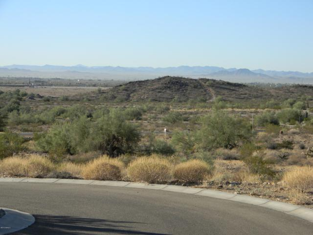 3202 N Mountain Side Loop, Buckeye, AZ 85396 (MLS #5869115) :: CC & Co. Real Estate Team