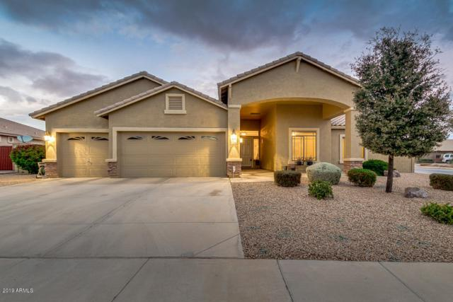 42206 W Bravo Drive, Maricopa, AZ 85138 (MLS #5869133) :: The Everest Team at My Home Group