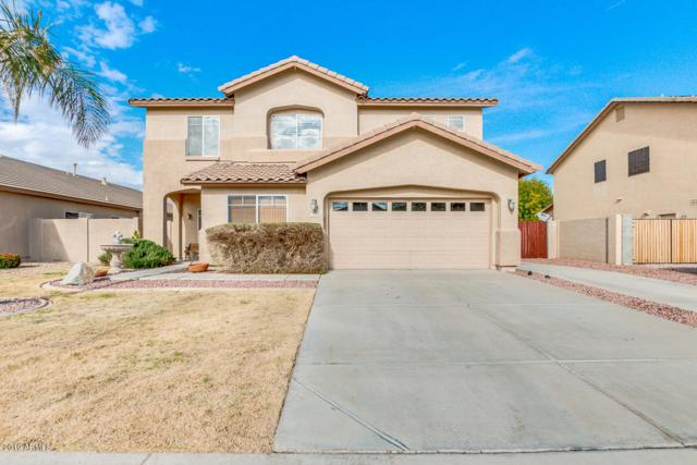 7674 W Louise Drive, Peoria, AZ 85383 (MLS #5869181) :: The Laughton Team