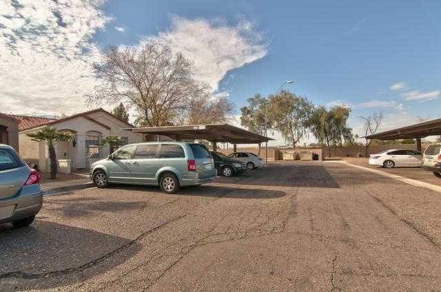 876 S Nebraska Street #31, Chandler, AZ 85225 (MLS #5869217) :: Brett Tanner Home Selling Team