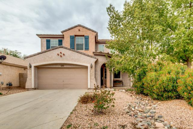 17412 N Cozumel Avenue, Maricopa, AZ 85139 (MLS #5869252) :: CC & Co. Real Estate Team