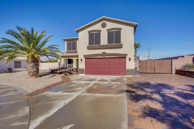 16006 W Lincoln Street, Goodyear, AZ 85338 (MLS #5869312) :: neXGen Real Estate