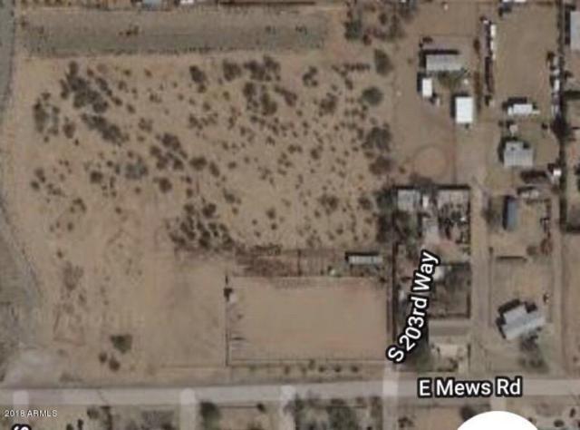 20202 E Mews Road, Queen Creek, AZ 85142 (MLS #5869331) :: Brett Tanner Home Selling Team