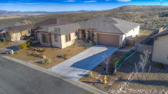 1016 N Wide Open Trail, Prescott Valley, AZ 86314 (MLS #5869335) :: CC & Co. Real Estate Team