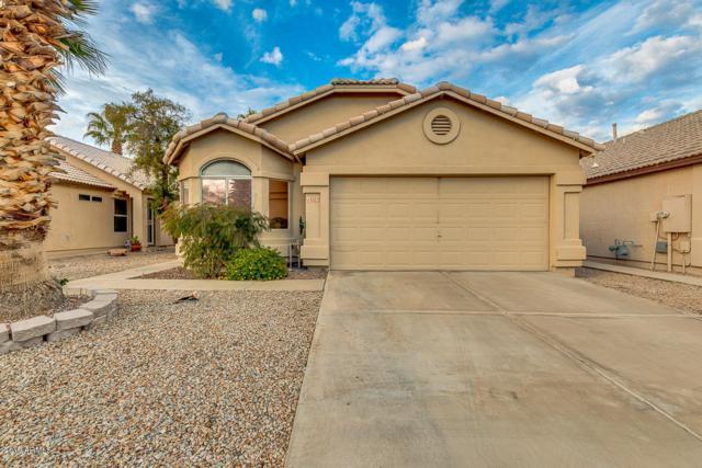 1022 W Chilton Drive, Tempe, AZ 85283 (MLS #5869408) :: Keller Williams Realty Phoenix