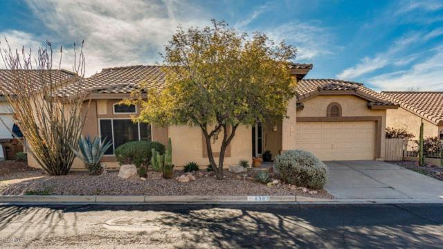 8363 E Sonoran Way, Gold Canyon, AZ 85118 (MLS #5869409) :: The Kenny Klaus Team