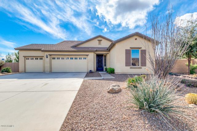 11063 E Raleigh Avenue, Mesa, AZ 85212 (MLS #5869415) :: The Property Partners at eXp Realty
