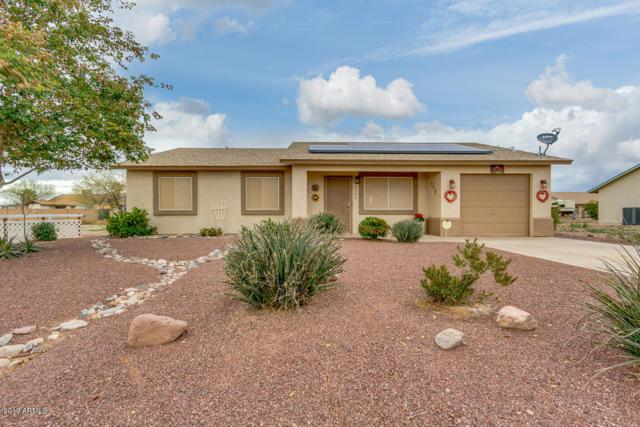 9546 W Raven Drive, Arizona City, AZ 85123 (MLS #5869437) :: The W Group