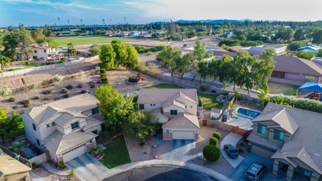 1540 N Hibbert, Mesa, AZ 85201 (MLS #5869493) :: Keller Williams Realty Phoenix
