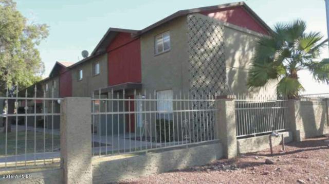 4615 N 39TH Avenue #21, Phoenix, AZ 85019 (MLS #5869610) :: Keller Williams Realty Phoenix