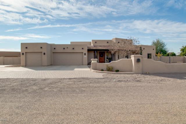 8441 W Mariposa Grande, Peoria, AZ 85383 (MLS #5869617) :: The Jesse Herfel Real Estate Group