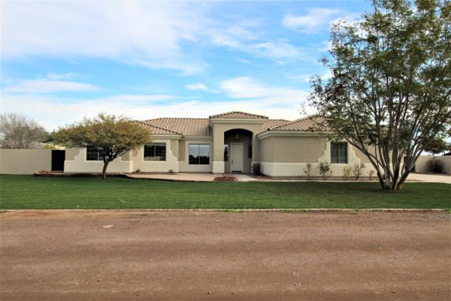 6123 S 64TH Drive, Laveen, AZ 85339 (MLS #5869700) :: Group 46:10