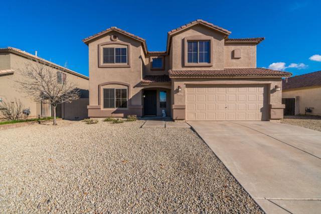 22117 N Kingston Drive, Maricopa, AZ 85138 (MLS #5869766) :: Yost Realty Group at RE/MAX Casa Grande