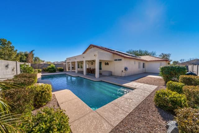 4486 E Meadow Land Drive, San Tan Valley, AZ 85140 (MLS #5869894) :: The Everest Team at My Home Group