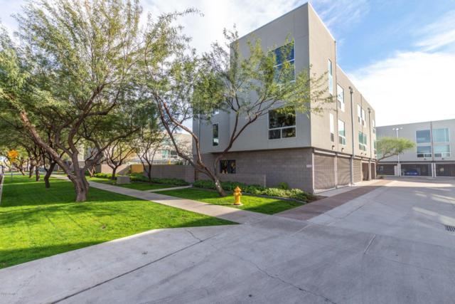 727 E Portland Street #12, Phoenix, AZ 85006 (MLS #5870115) :: Arizona 1 Real Estate Team