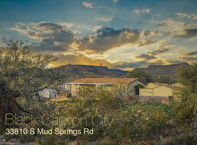 33810 S Mud Springs Road, Black Canyon City, AZ 85324 (MLS #5870155) :: The Laughton Team