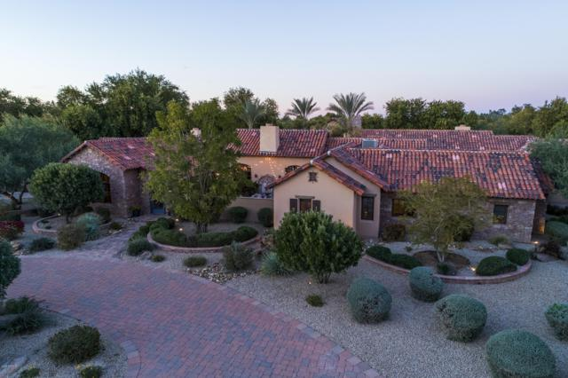 12506 E Scorpio Place, Chandler, AZ 85249 (MLS #5870185) :: The Jesse Herfel Real Estate Group