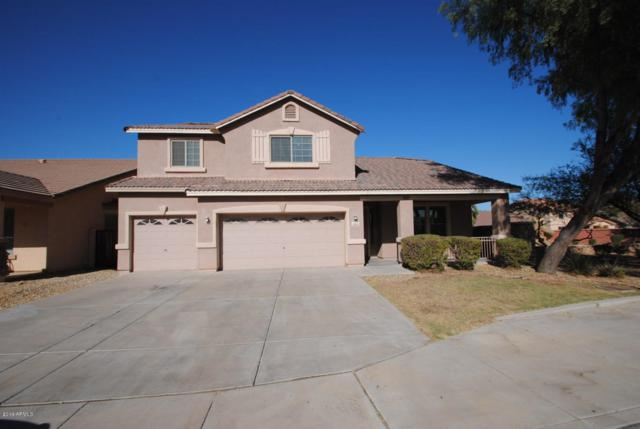5016 W Magdalena Lane, Laveen, AZ 85339 (MLS #5870258) :: Group 46:10