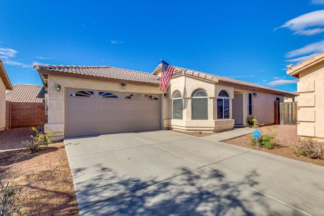 16642 N 20TH Street, Phoenix, AZ 85022 (MLS #5870428) :: RE/MAX Excalibur