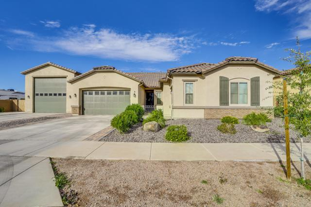 21930 E Maya Road, Queen Creek, AZ 85142 (MLS #5870438) :: The Everest Team at My Home Group