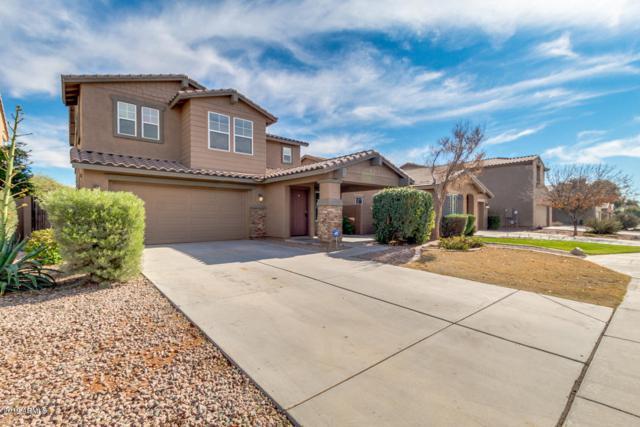 21911 N Bolivia Street, Maricopa, AZ 85138 (MLS #5870443) :: Revelation Real Estate