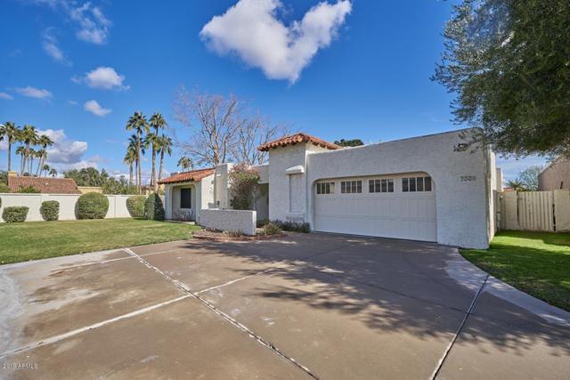 7338 E Solano Drive E, Scottsdale, AZ 85250 (MLS #5870447) :: The Everest Team at My Home Group